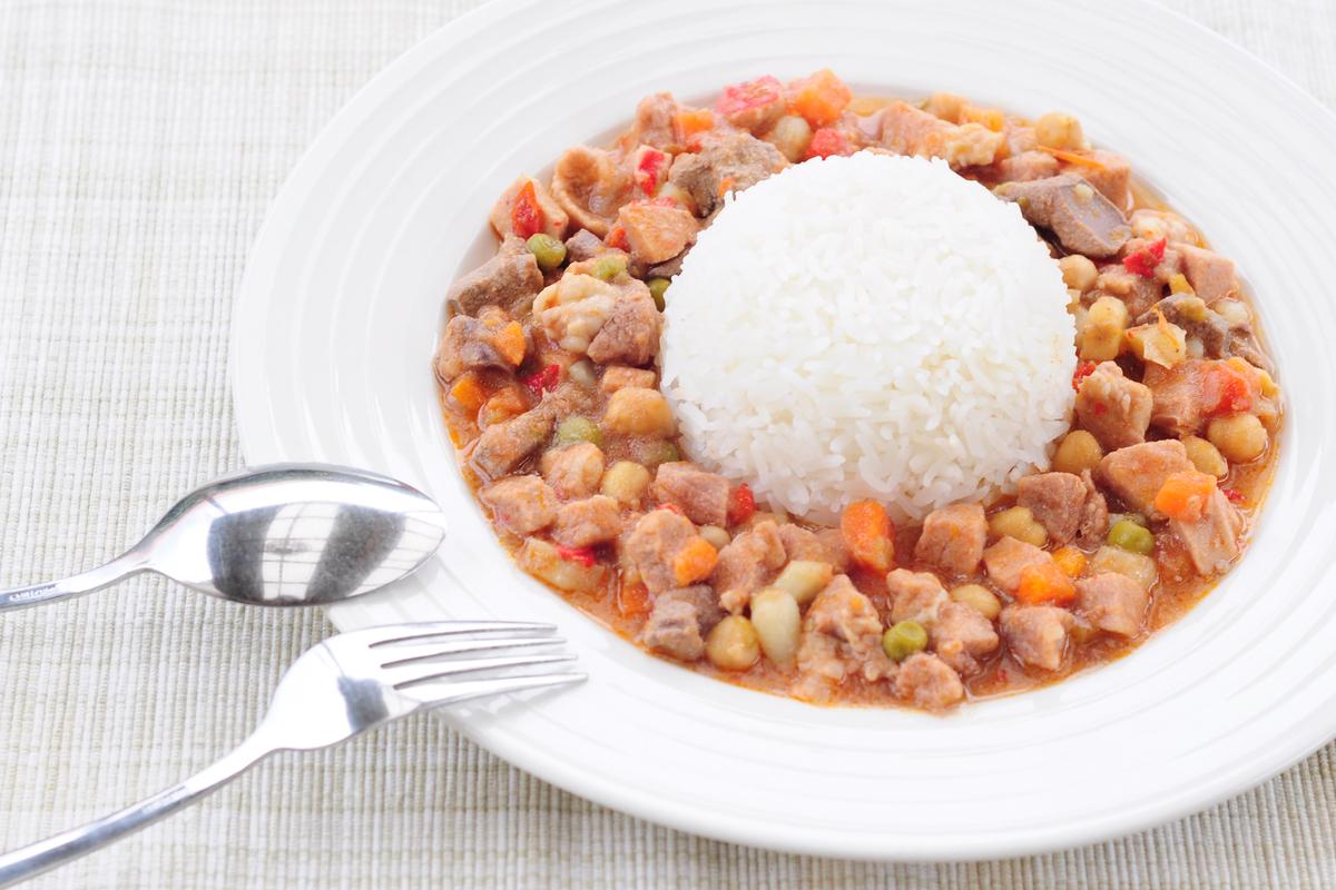 Pork Menudo, Karinderya Style