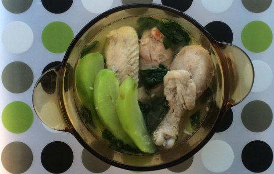 Tinolang Manok (Chicken Ginger Stew)