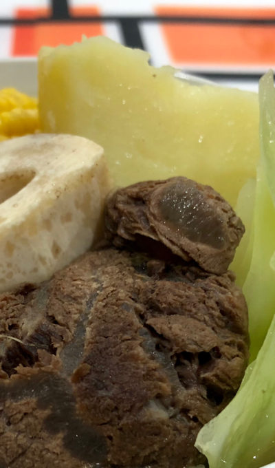 Nilagang Baka (Boiled Beef Soup)